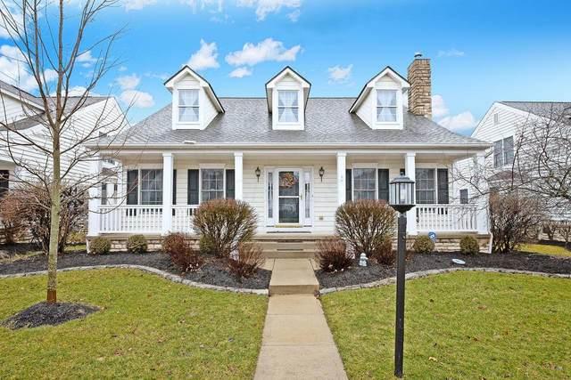 6927 Joysmith Circle, New Albany, OH 43054 (MLS #220005981) :: Keller Williams Excel