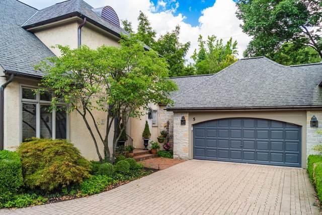5 Lyonsgate Road, Bexley, OH 43209 (MLS #220006213) :: Signature Real Estate