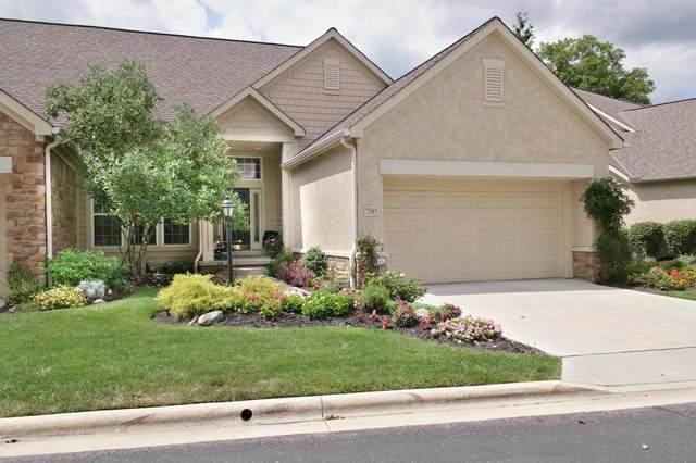 7585 Bluff Bend Drive, Columbus, OH 43235 (MLS #220006385) :: Core Ohio Realty Advisors