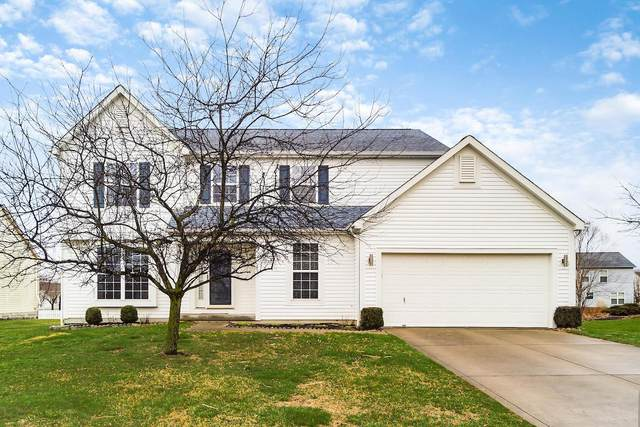 6752 Morello Place, Westerville, OH 43082 (MLS #220006654) :: Keller Williams Excel