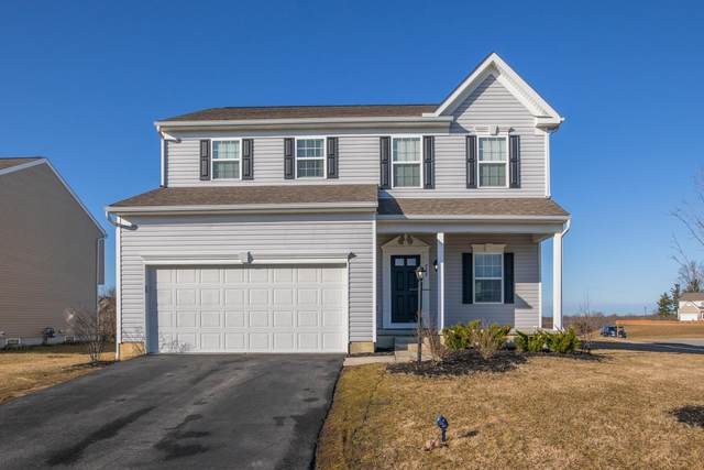 202 Autumn Leaves Way, Johnstown, OH 43031 (MLS #220006854) :: The Clark Group @ ERA Real Solutions Realty