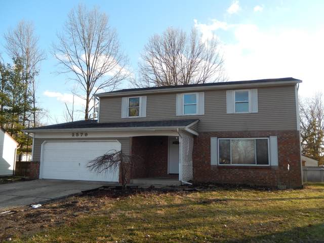 2579 Bretton Woods Drive, Columbus, OH 43231 (MLS #220006958) :: ERA Real Solutions Realty
