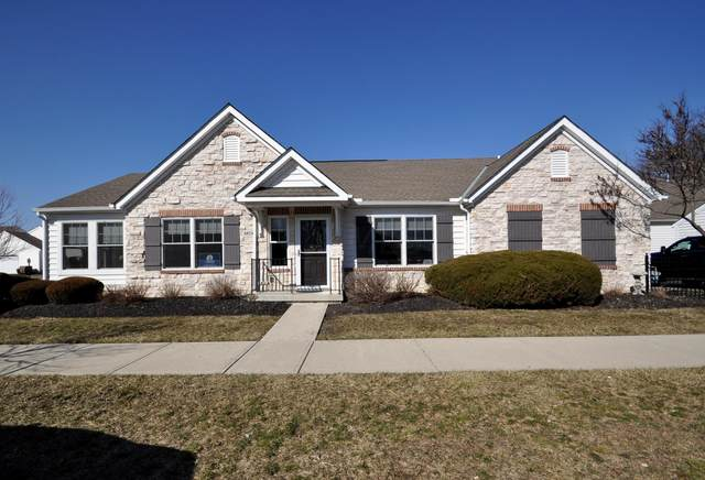 6024 Poplar Ridge Drive #27, Westerville, OH 43081 (MLS #220007082) :: RE/MAX ONE