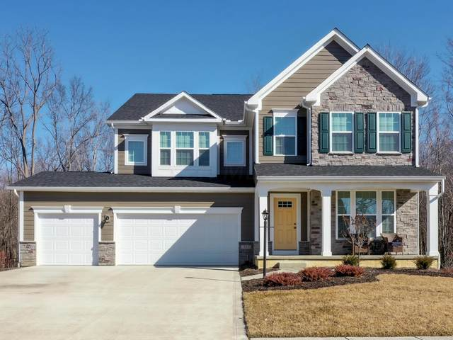 565 Cliff View Drive, Galena, OH 43021 (MLS #220007155) :: Shannon Grimm & Partners Team