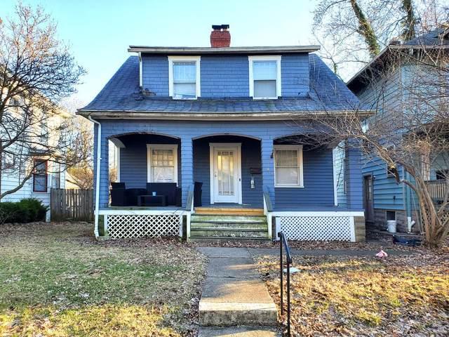149 E Northwood Avenue, Columbus, OH 43201 (MLS #220007184) :: RE/MAX ONE