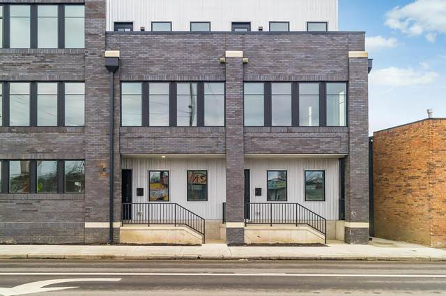 199 E 5th Avenue, Columbus, OH 43201 (MLS #220007251) :: The Willcut Group