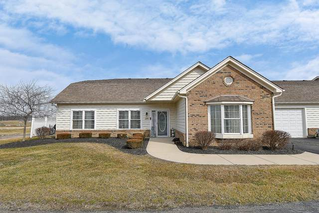 201 Cumberland Meadows Circle, Hebron, OH 43025 (MLS #220007319) :: The Raines Group