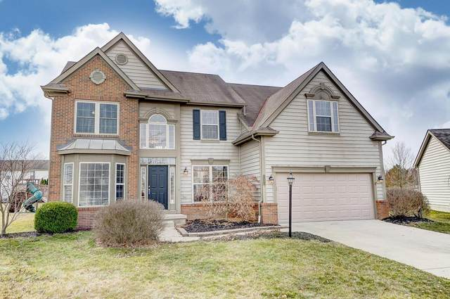 5291 Spring Grove Court, Powell, OH 43065 (MLS #220007324) :: RE/MAX ONE