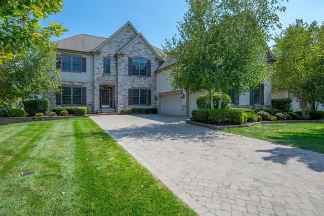 3391 Abbey Knoll Drive, Lewis Center, OH 43035 (MLS #220007409) :: Sam Miller Team