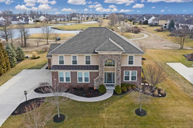 5746 Glendavon Place, Dublin, OH 43016 (MLS #220007441) :: Exp Realty