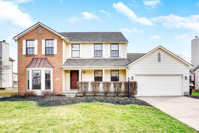 4834 Britton Farms Drive, Hilliard, OH 43026 (MLS #220007484) :: Exp Realty