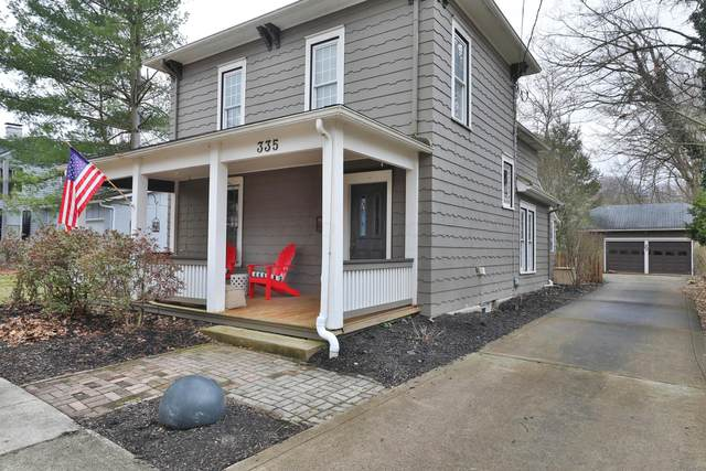 335 Summit Street, Granville, OH 43023 (MLS #220007529) :: The Raines Group