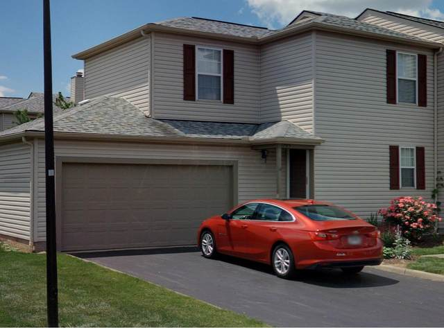 1785 Hobbes Drive 119A, Hilliard, OH 43026 (MLS #220007578) :: Exp Realty