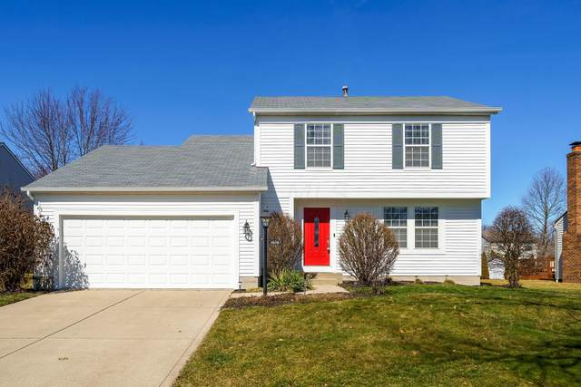 4978 Heatherview Drive, Hilliard, OH 43026 (MLS #220007616) :: The Holden Agency