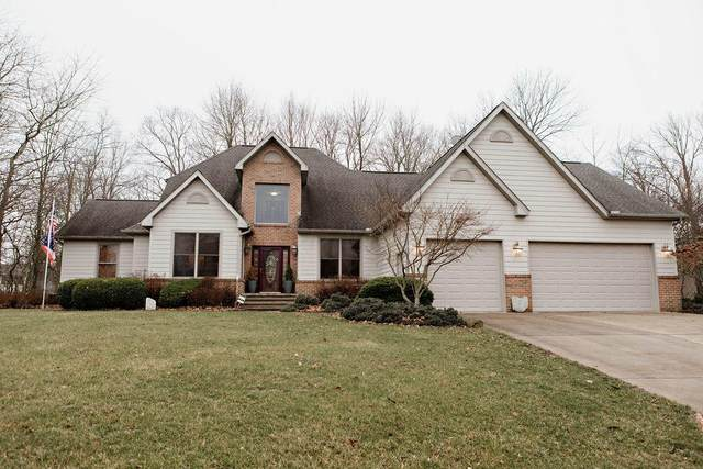 9 Winesap Court, Chillicothe, OH 45601 (MLS #220007642) :: Huston Home Team