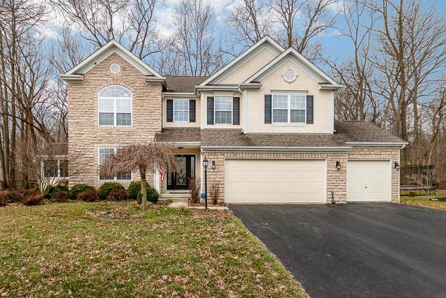 6638 Park Mill Drive, Dublin, OH 43016 (MLS #220007670) :: RE/MAX ONE