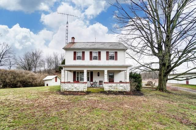9095 Wilkins Run Road NE, Newark, OH 43055 (MLS #220007685) :: Signature Real Estate