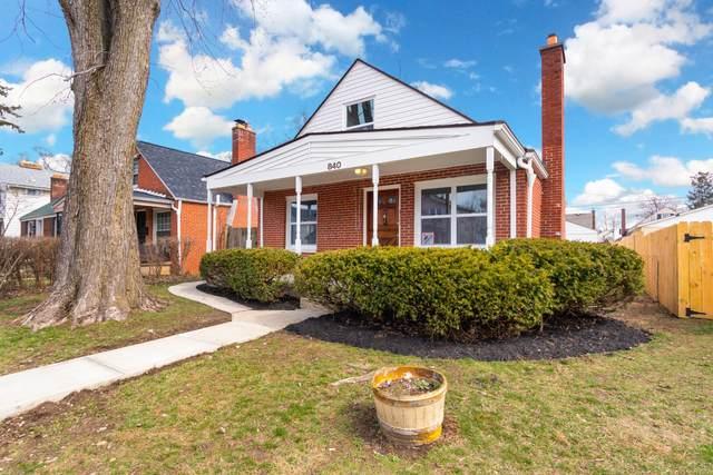 840 Thomas Road, Grandview Heights, OH 43212 (MLS #220007774) :: Core Ohio Realty Advisors