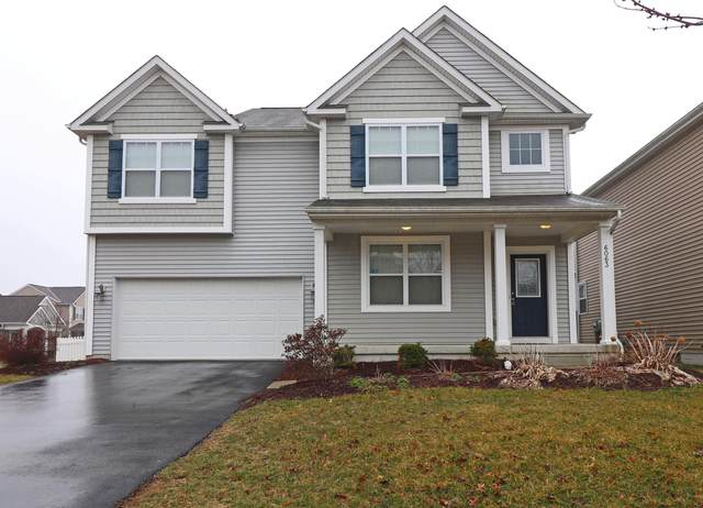 6063 Highlander Drive, Westerville, OH 43081 (MLS #220007800) :: Core Ohio Realty Advisors