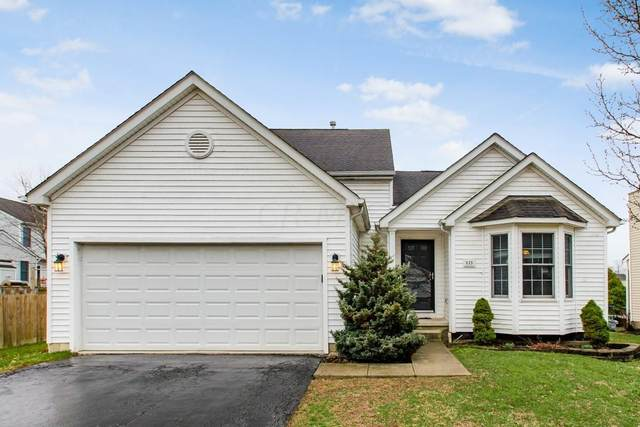 625 Village Mill Drive, Sunbury, OH 43074 (MLS #220007820) :: Keller Williams Excel