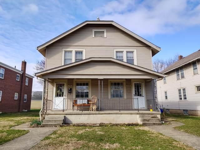 869-873 Northwest Boulevard #73, Grandview Heights, OH 43212 (MLS #220008063) :: Angel Oak Group