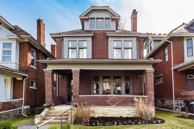 1659 Bryden Road, Columbus, OH 43205 (MLS #220008080) :: Keller Williams Excel