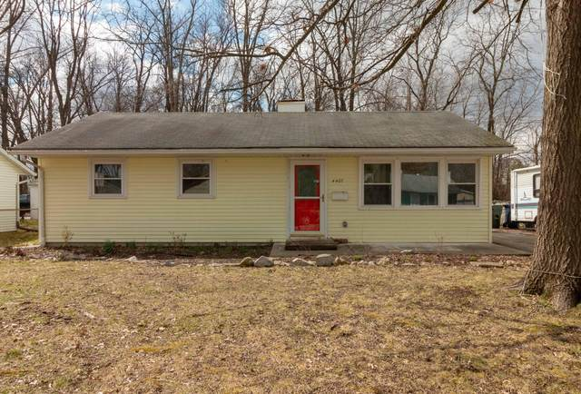 4407 Sherwood Drive, Hilliard, OH 43026 (MLS #220008099) :: Exp Realty