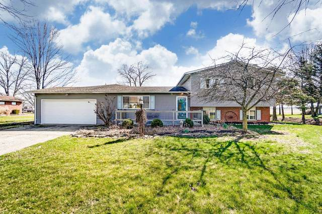 835 Haymarket Road, West Jefferson, OH 43162 (MLS #220008140) :: Signature Real Estate