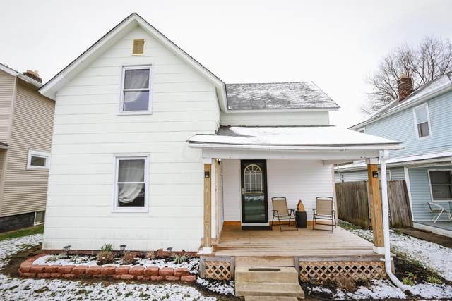 28 E Oak Street, Canal Winchester, OH 43110 (MLS #220008154) :: RE/MAX ONE