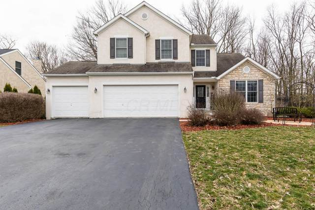 6327 Haley Court, Hilliard, OH 43026 (MLS #220008235) :: Exp Realty