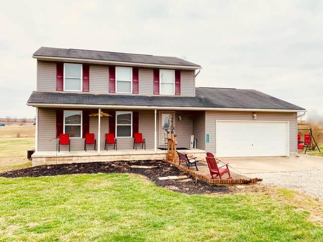 19218 Utica Road, Utica, OH 43080 (MLS #220008260) :: Signature Real Estate