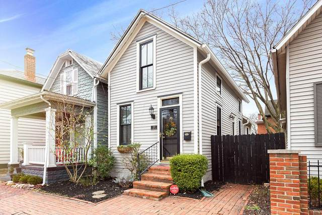 579 S Grant Avenue, Columbus, OH 43206 (MLS #220008305) :: Angel Oak Group