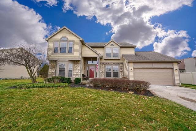 4845 Briargrove Drive, Groveport, OH 43125 (MLS #220008339) :: RE/MAX ONE