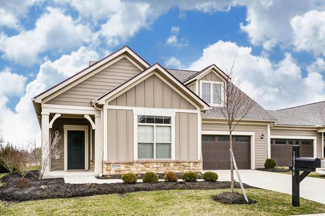 10346 Spicebrush Drive, Plain City, OH 43064 (MLS #220008399) :: Berkshire Hathaway HomeServices Crager Tobin Real Estate