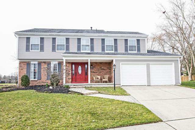 351 Leaning Fence Court, Pickerington, OH 43147 (MLS #220008482) :: Keller Williams Excel