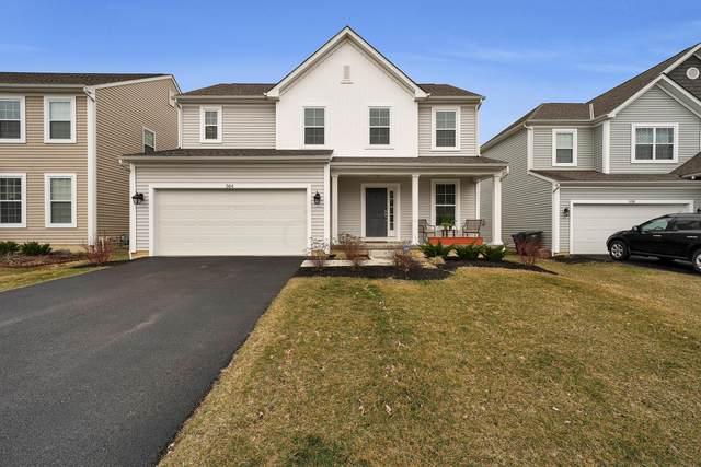 564 Eisen Drive, Blacklick, OH 43004 (MLS #220008552) :: Keller Williams Excel