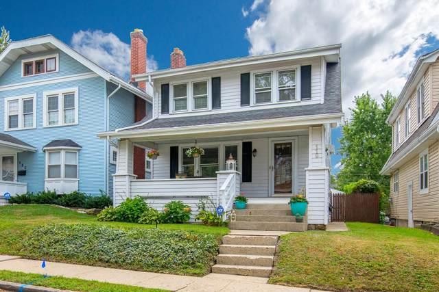 119 E Pacemont Road, Columbus, OH 43202 (MLS #220008555) :: Susanne Casey & Associates
