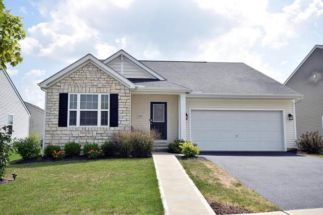 5351 Herring Run Way, Dublin, OH 43016 (MLS #220008582) :: Keller Williams Excel