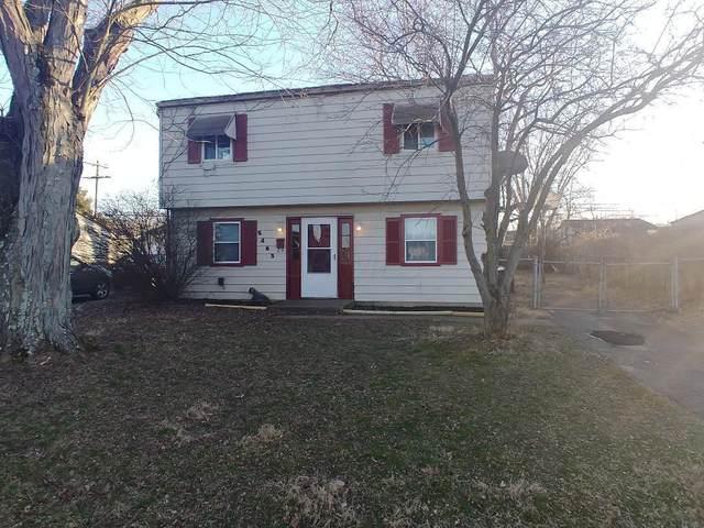 5463 Sedalia Drive, Columbus, OH 43232 (MLS #220008590) :: Berkshire Hathaway HomeServices Crager Tobin Real Estate