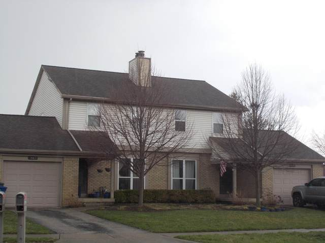 7663 Sweetwood Court #7665, Dublin, OH 43016 (MLS #220008601) :: RE/MAX ONE