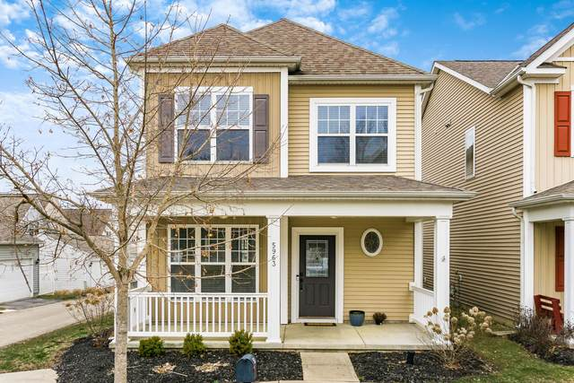 5963 Trumhall Avenue, Westerville, OH 43081 (MLS #220008791) :: Core Ohio Realty Advisors