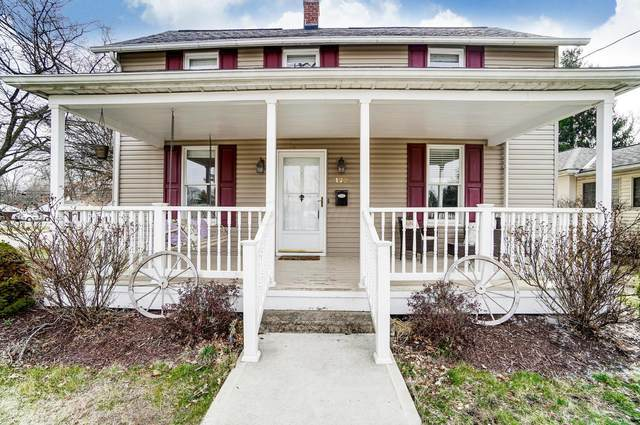 172 Shepard Street, Gahanna, OH 43230 (MLS #220008809) :: The Clark Group @ ERA Real Solutions Realty