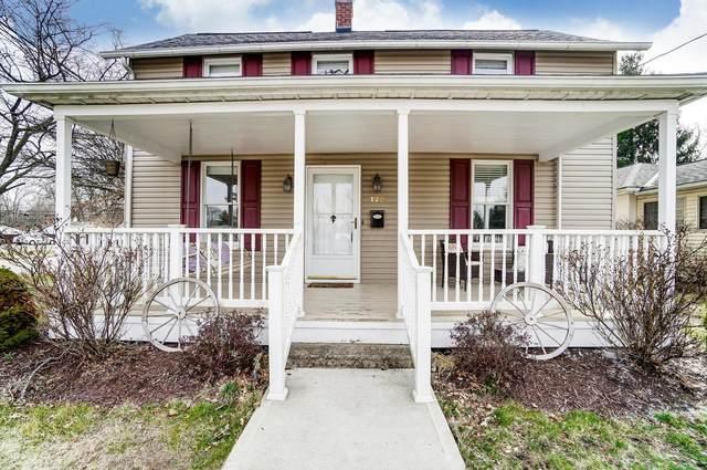 172 Shepard Street, Gahanna, OH 43230 (MLS #220008809) :: The Raines Group