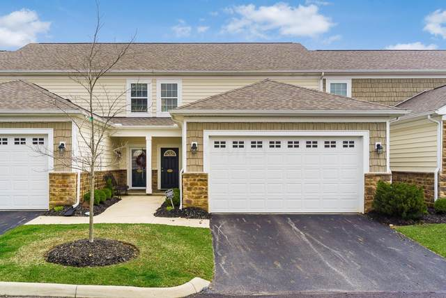 4653 Newport Loop W, Grove City, OH 43123 (MLS #220008835) :: The Raines Group