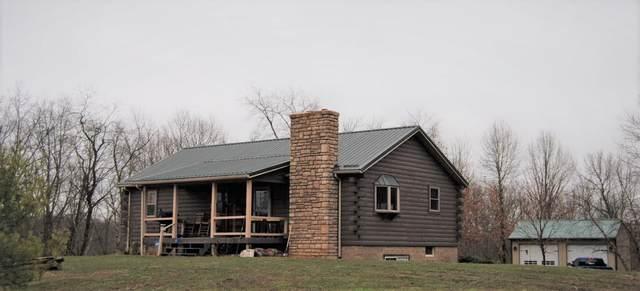 4120 Coon Ridge Road, Chandlersville, OH 43727 (MLS #220008852) :: CARLETON REALTY