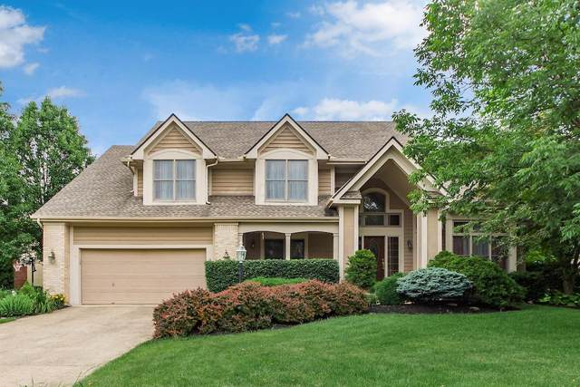 5385 Turnberry Drive, Westerville, OH 43082 (MLS #220008859) :: RE/MAX ONE