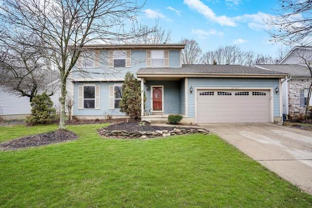 2727 Westbreeze Drive, Hilliard, OH 43026 (MLS #220008881) :: Berkshire Hathaway HomeServices Crager Tobin Real Estate