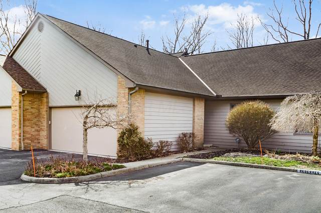 7827 Bartles Avenue #10, Dublin, OH 43017 (MLS #220008953) :: Sam Miller Team