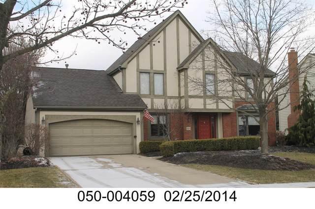4123 Maystar Way, Hilliard, OH 43026 (MLS #220008981) :: Berkshire Hathaway HomeServices Crager Tobin Real Estate