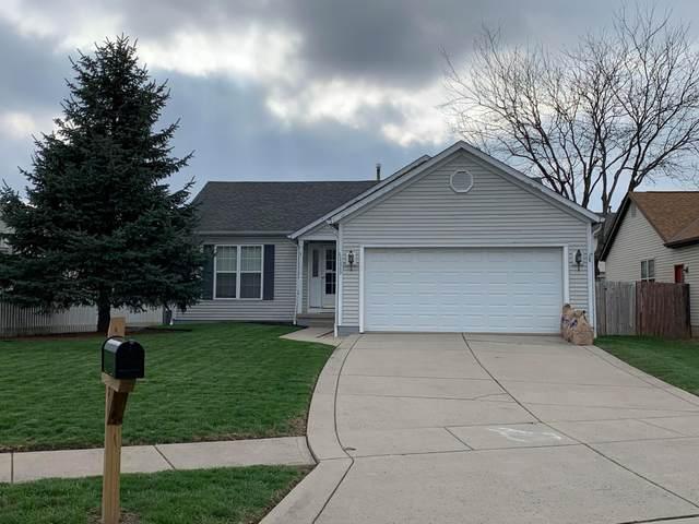 889 Lancia Lane, Galloway, OH 43119 (MLS #220009007) :: Signature Real Estate